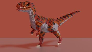 Dino Minecraft Map & Project