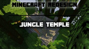 Structures Overhaul - Jungle Temple Minecraft Map & Project