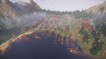 Viking Conquest Minecraft Map & Project