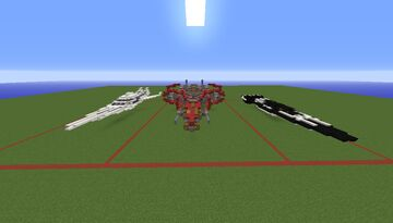 Small Starships   Pack - 13 Minecraft Map & Project