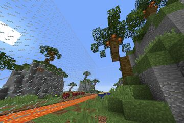 mineplex map submission (micro battles) (jungle hill) Minecraft Map & Project