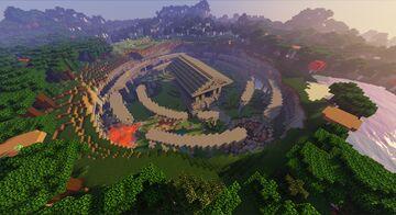 Tiny Nazarick Minecraft Map & Project