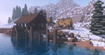 Anga's Mill - Tamrielcraft - Crabbed Minecraft Map & Project