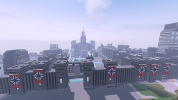 Creating imperial side Starwars the old republic Minecraft Map & Project
