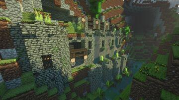 Dam Minecraft Map & Project
