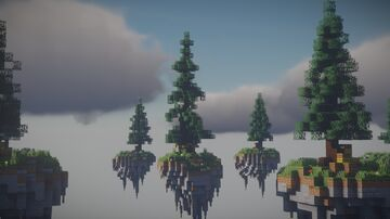 Minecraft SKYWARS - Map ☆ DOWNLOAD /Nature/ [Minecraft] 1080p ▶ Made by TwoPixel ☆ Minecraft Map & Project