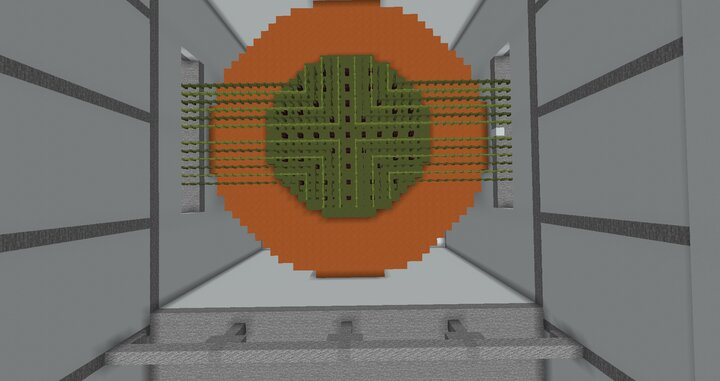 upper view of the reactor