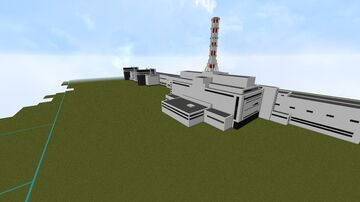 The Chernobyl Nuclear Power Plant Minecraft Map & Project
