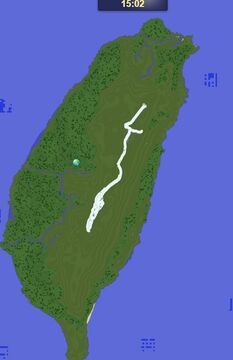 Minecraft Earth Map Asia | Taiwan | 1.12.2 Minecraft Map & Project