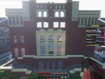 Pheonix drop High [Aphmau] Minecraft Map & Project
