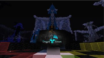 The Dragons Server - Elements Spawn Minecraft Map & Project