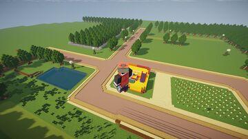 Kanto Region - Viridian City [Pokéworld Project] Minecraft Map & Project