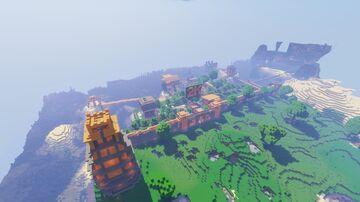 2k2k community village ( gone ) Minecraft Map & Project