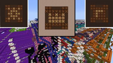 Redstone Chess Board Minecraft Map & Project