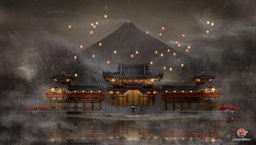- Phật đường Phượng Hoàng (鳳凰堂) - Byōdō-in (平等院) Minecraft Map & Project