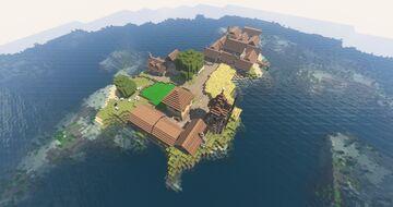 Korsholm Minecraft Map & Project