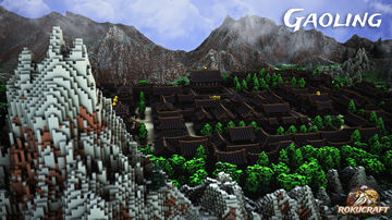 Gaoling - Toph's Hometown | Rokucraft Minecraft Map & Project