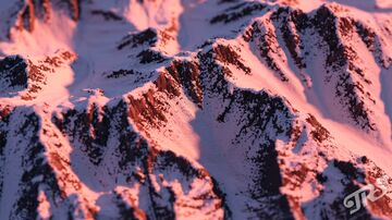 Snowy Mountains 6 Minecraft Map & Project