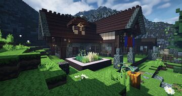 Forrest tavern Minecraft Map & Project