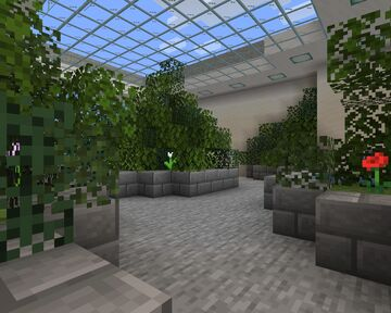 Pacific Science Center Minecraft Map & Project