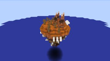 Mesa Floating Island Minecraft Map & Project