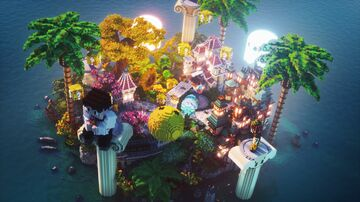 Arcade Avatar Hub Minecraft Map & Project