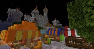 Unnamed Medieval Project Minecraft Map & Project