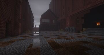 Peaky Blinders - The Garrison (Set) Minecraft Map & Project