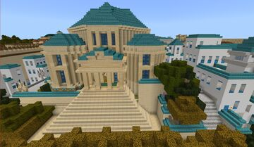 Ancient City of Agathon [DOWNLOAD] Minecraft Map & Project