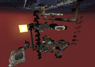 SCP Site-19 (modded map) Forge 1.12.2 Minecraft Map & Project