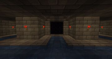 Trials of a Mad Man Minecraft Map & Project