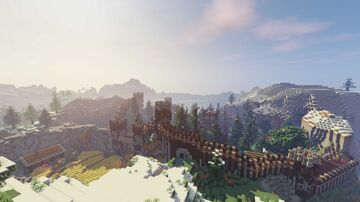 Pillager Outpost Minecraft Map & Project