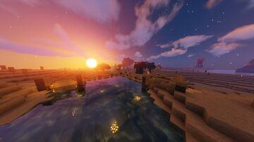 DESERT MAP! Minecraft OASIS Minecraft Map & Project