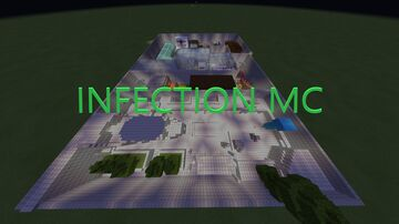InfectionMC (4 Player Version) Minecraft Map & Project