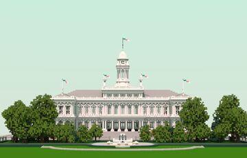 New York City Hall Minecraft Map & Project