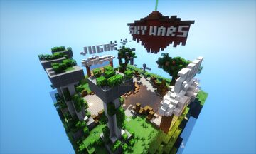 Lobby | spawn for skywars Minecraft Map & Project