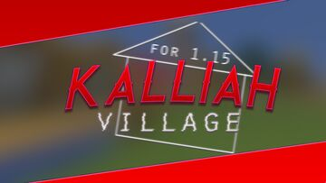 Kalliah Village- by NesDespresso 1.15.2 / 1.15.1 Minecraft Map & Project
