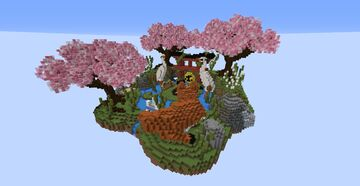 Nature lobby Minecraft Map & Project
