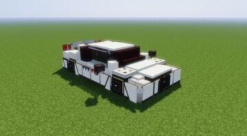 Liberty Walk Nissan GT-R (R35) Minecraft Map & Project