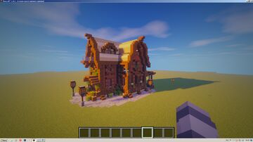 Ticket Shop for Astaekham Minecraft Map & Project