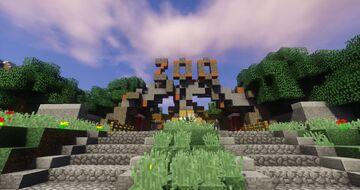 MINECRAFT ZOO Minecraft Map & Project
