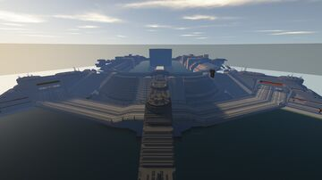 Halo 3 ODST New Mombasa Minecraft Map & Project