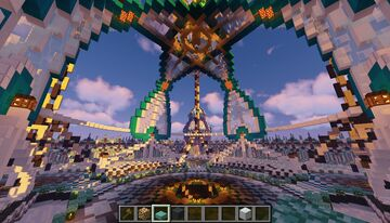PvP Arena (FFA) Minecraft Map & Project