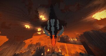Glory to the Crystal of Desolation - UPDATED download Minecraft Map & Project