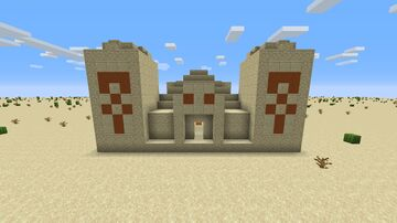 Desert Temple Revamped (No-Trap Version) Minecraft Map & Project