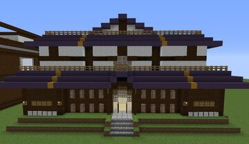 Haven Academy (RWBY) Minecraft Map & Project