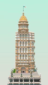 World Building, NY Minecraft Map & Project