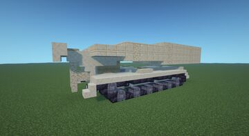 M60 Armoured vehicle-launched bridge Minecraft Map & Project