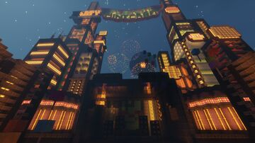 10th Anniversary Planet Minecraft Minecraft Map & Project