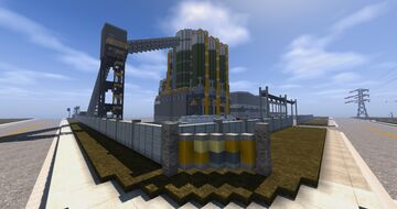 Concrete Plant | TRS Minecraft Map & Project